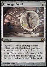 1x Prototype Portal Scars of Mirrodin MtG Magic Artifact Rare 1 x1 Card Cards