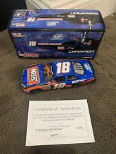 2009 Kyle Busch NOS Nationwide Champion  1/24 Action Nascar Diecast Autographed