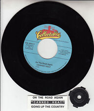 """CANNED HEAT  On The Road Again & Going Up The Country 7"""" 45 rpm vinyl record NEW"""