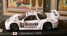 HONDA MOBIL 1 NSX 1998 N64 DELPRADO 1/43 DIE CAST JAPAN