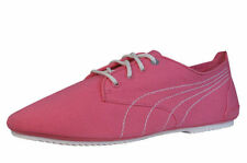 Scarpe da ginnastica PUMA rosa in tela per donna