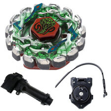 Poison Serpent Fight Metal 4D Beyblade BB69 With Power Launcher + Handle