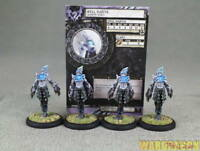 30mm Hordes WDS painted Legion of Everblight Spell Martyr i95