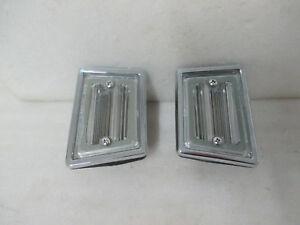 Mopar NOS 1963-64 Dodge 330, 440, Left & Right Hand Back Up Lamp PKG 2244914-5