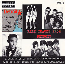 Marvin Gaye, Miracles, Temptations-  Rare Tracks From Detroit-  Bar 150