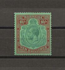 BERMUDA 1924-32 SG 92 MNH Cat £140
