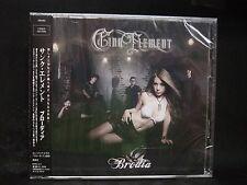 CINQ ELEMENT Brodia JAPAN CD + DVD Head Phones President Lacuna Coil