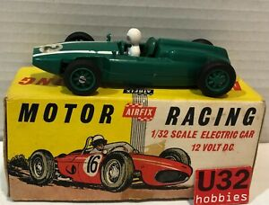 Airfix Cooper #2 F1 Green With Box