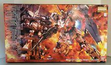 "Bandai 1/100 Mg ""Rx-0 Unicorn Gundam - Full Psycho-Frame Prototype"" Kit #162052"