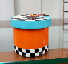 Small Annie Lee Arts Primpin Jar/Bathroom/Black Americana/ African American