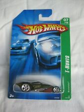 Hot Wheels 2007 Super Treasure T-Hunt $ Brutalistic Mint In Card