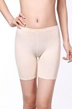 Hot Women Elastic Safety Under Shorts Pants Leggings Render Black 2