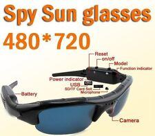 Lunettes De Soleil Camera Espion HD 720P Sunglasses Spy Cam Video Recorder DVR