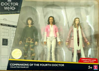 Doctor Who Companions Of The 4th Doctor Limited Edition Collector Figure Set