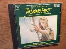 the Emerald Forest / Smaragdwald [CD Score] 1989  Junior Homrich Brian Gascoigne