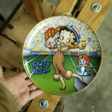 The Danbury Mint - Homecoming Queen - Betty Boop - America's Sweetheart Plate