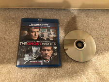 The Ghost Writer ( Blu-ray + Case w/ Artwork )Please Read Description
