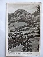 Ansichtskarte Terrassenhotel Alpenhof Hindelang Bad Oberdorf (Nr.602)