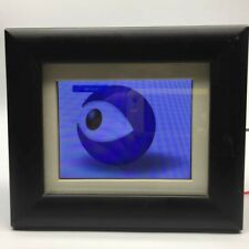 "Digital Photo Frame 7"" 3/4 by 6"" 3/4 outside frame size. 4"" 1/2 by 3"" 1/2 actual"