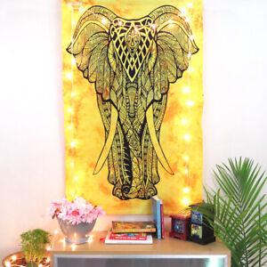 Indian Mandala Wall Hanging Handmade Wall Poster Decorative Home Cotton Tapestry