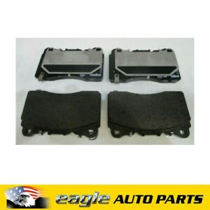 BREMBO FRONT DISC BRAKE PADS TO SUIT SAAB 9-5 2010 2011 # 13329562