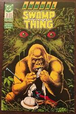 Swamp Thing -- Annual #3 -- NM - Brian Bolland Cover - Grodd app - DC (1987)