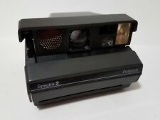 Vintage Polaroid Spectra 2 Camera Built In Flash w/Hand Strap
