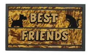 FELPUDO BEST FRIENDS ¡¡ENTREGA EN 24/48 HORAS!!