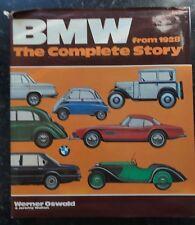 B. M. W.: The Complete Story from 1928 by Werner Oswald, Jeremy Walton (Hardback