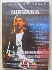 NIRVANA - THE PATH FROM INCESTICIDE TO IN UTERO  DVD  new
