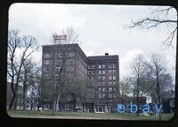 1950s red border Kodachrome Photo slide Evangeline residence Minneapolis MN