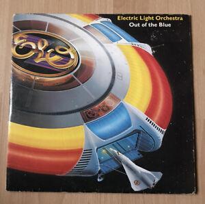 Do-LP Electric Light Orchestra  Out Of The Blue UAS 30 307 XT / UAS 30 ELO 1977