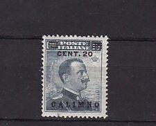 calino 1916 Sc 11 set,surch.      g2105