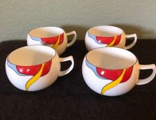 """MIKASA BEL AIRE FLAT CUPS 2 3/8"""" LALO4 - SET OF 4 - 8 OZ. OVEN DISHWASHER MICRO!"""