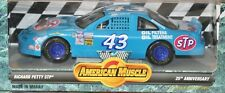 ERTYL COLLECTIBLES AMERICAN MUSCLE RICHARD PETTY #43 CAR NEW 1/18TH SCALE