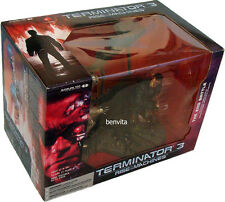 McFarlane Movie Maniacs Terminator 3 - The End Battle 14-17 cm Figuren - Neu