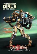 Raging Heros: Iron Empire W101 Cyber Zombie Bodyguard Sci-Fi Female Warrior