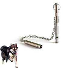 2017 New UltraSonic  Sound Pitch Silent Dog Pet Puppy Command Training Whistle