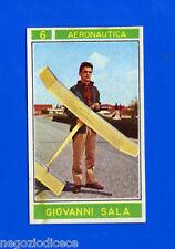 Figurina/Sticker CAMPIONI DELLO SPORT 1967/68-n. 6 - GIOVANNI SALA - AERON -rec