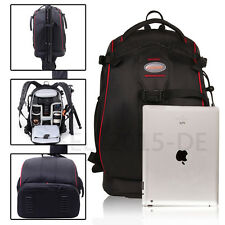 Regenschutz Kamera Rucksack Tasche /SLR DSLR Fotorucksack /Fototasche