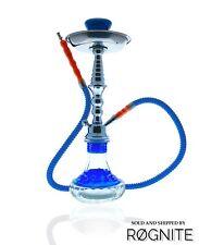 "TALL HOOKAH 15"" PREMIUM SHISHA SMOKING NARGILA GLASS WATER PIPE COMPLETE SET"