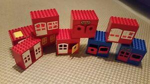 Lego duplo Häuser Gebäude Haus Sammlung