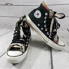 2c01b5459b56 Converse All Star Chuck Taylor Shoes Size 5 Mens SZ 7 Womens Double Upper  Hi Top