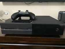 Xbox One with Controller and Five Games