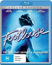 Footloose Deluxe Edition (Blu-ray, 2011)