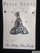 Peter Stone Amethyst Fine Necklaces & Pendants