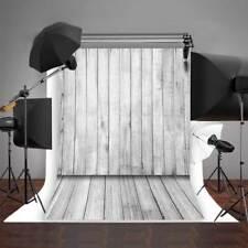 Background for Baby Photo Studio Wooden Floor Photography Backdrops Vinyl 5x7FT