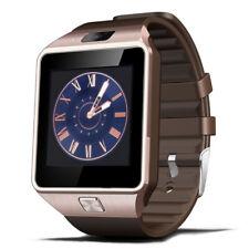 Bluetooth DZ09 Smart Watch Per Android HTC Samsung Videocamera iOS iPhone SIM
