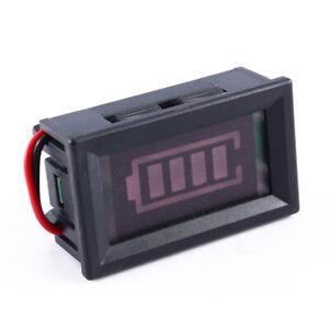1PCS 12V Lead-acid Batteries Battery Indicator Capacity LED Tester Meter Durable