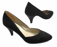 Unbranded Suede Mary Janes Heels for Women